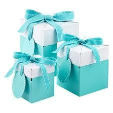 Colorful Gift Packaging Boxes