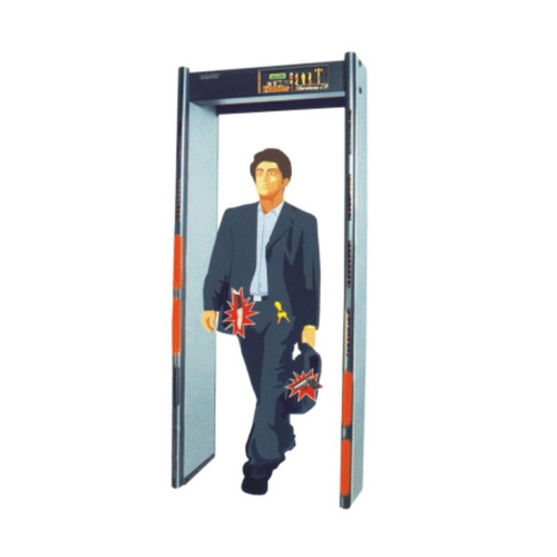 Door Frame Metal Detector (Multi Zone)