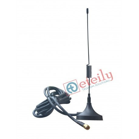 GSM 3dbi Magnetic Antenna with RG 58 Cable