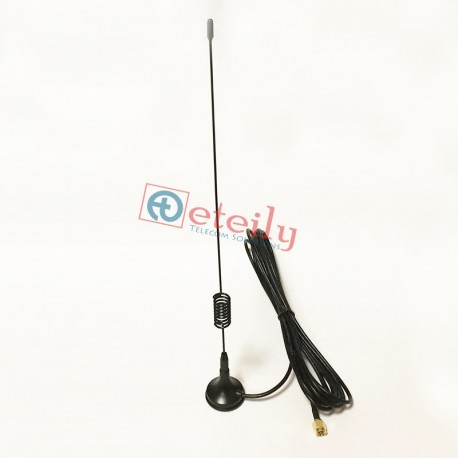 GSM 7dBi Omni Magnetic Antenna with SMA Connector