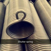 Rugged Design Shutter Spring