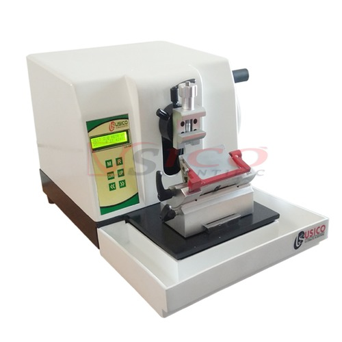 Semi-Automatic Microtome