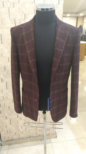 Smooth Finish Men Suits