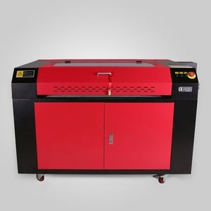 CO2 Laser Engraving And Cutting Machine: MarkSys-EC13.9