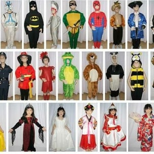 Drama And Fancy Dresses For Kids
