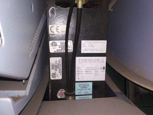 GE Brightspeed 16 Slice CT Scanner