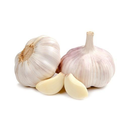 Natural Organic Garlic Cloves