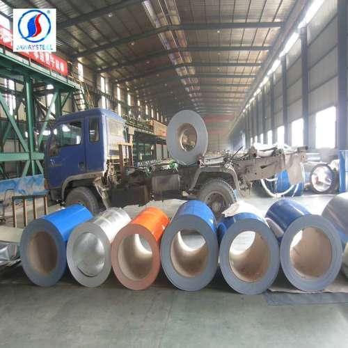 Pre-Painted Galvanised Iron (PPGI)