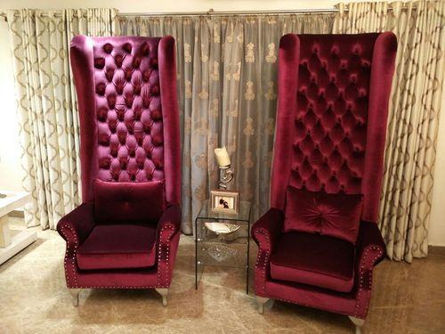 Designer High Back Sofa Chair At Best Price In Chennai