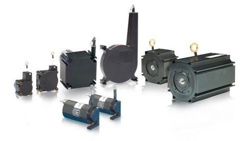 Kubler Draw-Wire Sensors