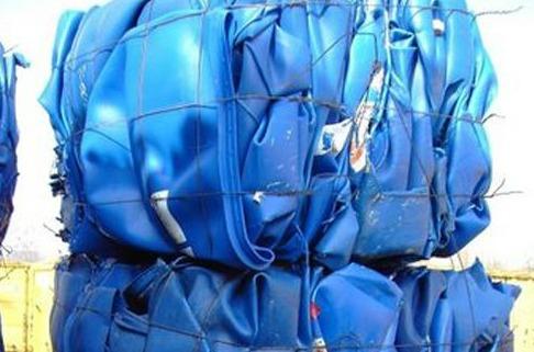 Premium Grade HDPE Drum Scrap