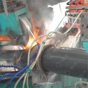 Steel Pipe Welder Machine