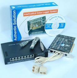 Voice Logger Telephone Call Recorder
