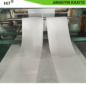 Customized Low Friction Coefficient PP Manure Conveyor Belt For Rabbits And Chicken Cages
