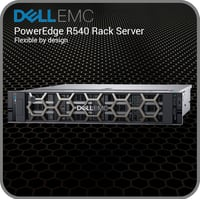 Power Edge 14G- R540 Server Intel Xeon Bronze 3106 Processor (Dell)