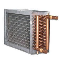 Condensor Cooling Coil