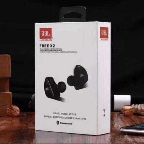 Jbl Free X2 Wireless Bluetooth Earbuds At Best Price In Mumbai Maharashtra Sell Shopee