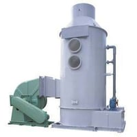 Stainless Steel Industrial Wet Scrubber