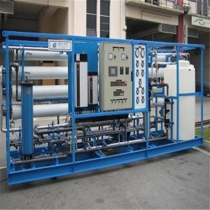 Standard Ro Water Treatment System