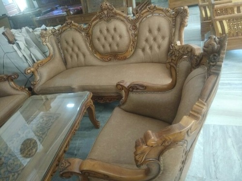 Cool Wooden Sofa Set At Best Price In Chennai Tamil Nadu Royal Inzonedesignstudio Interior Chair Design Inzonedesignstudiocom