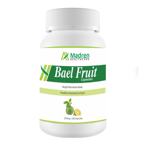 Bael Fruit 250 Mg Capsules