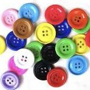 Colorful Shirt Buttons