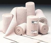 Eco Friendly Cotton Crepe Bandage