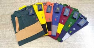 Ralph Lauren Cut And Sew Polo T Shirts