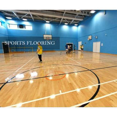 Easy To Install High Strength Sports Floorings