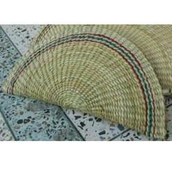 Antique Bamboo Clutch Purse