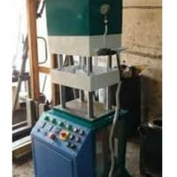 Hydraulic Lether Embossing Machine