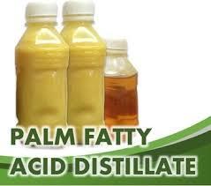 Palm Fatty Acid Distillate (Pfad) Certifications: Sgs