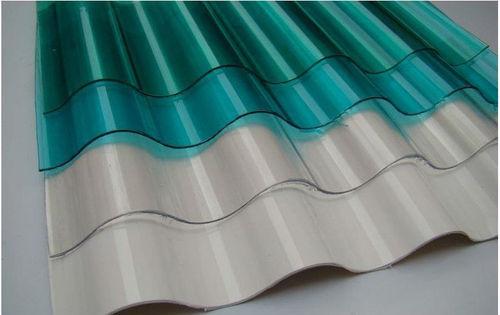 Durable Nature Corrugated Fiberglass Sheets
