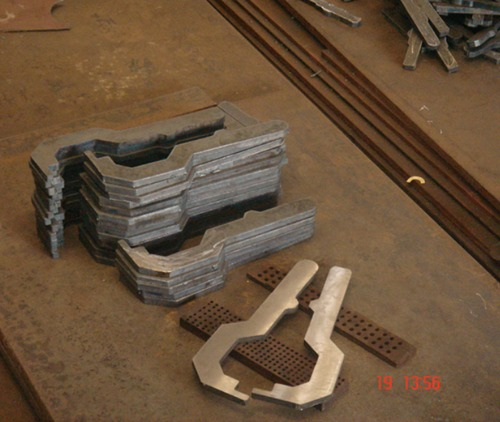 Material Supply And Profile Cutting Services