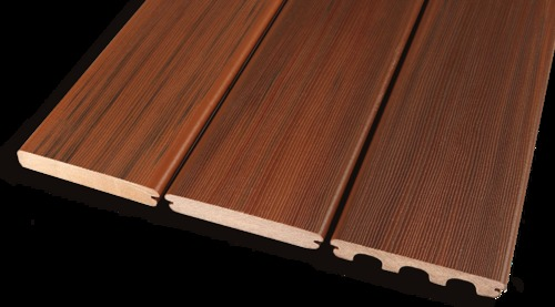 Supreme Quality WPC Decking Boards
