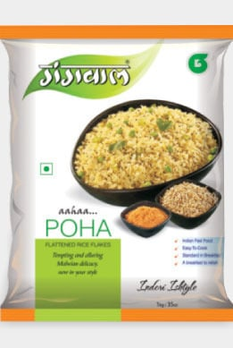Easy To Cook Flattened Rice