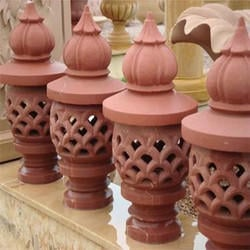 Sandstone Lamp For Commercial And Residential
