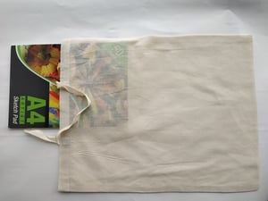 The Eco Pup - Cotton Cloth Carry Bags - X Large