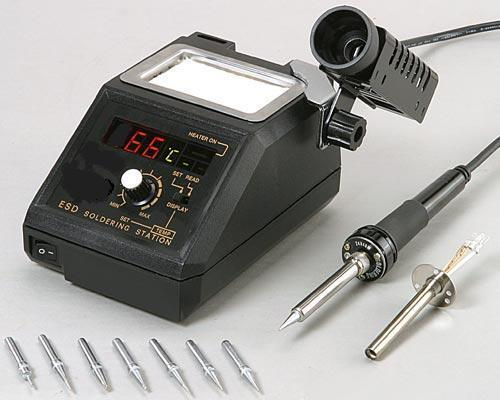 Esd Soldering Station (Stoth-Ss)