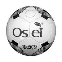 Black and White OSEL Football