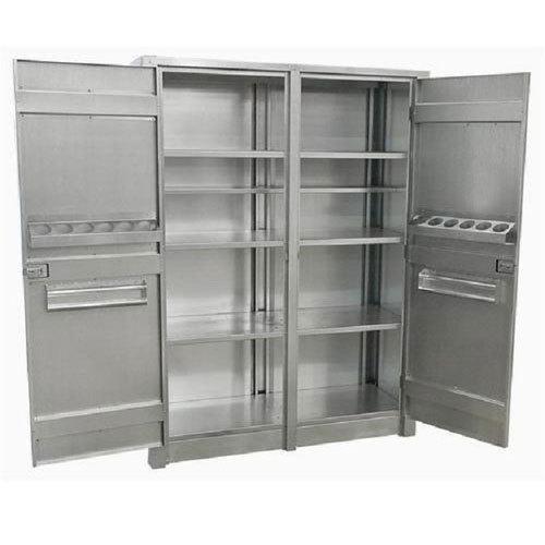Stainless Steel Storage Cupboard