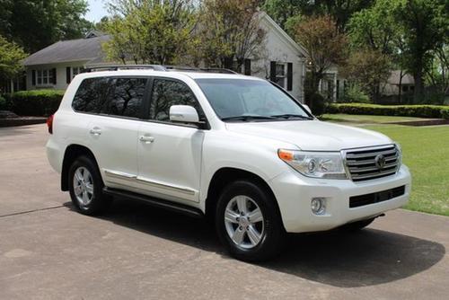 2013 Used Land Cruiser (Toyota)