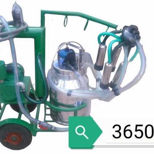 Manual Milking Machine Warranty: Standard