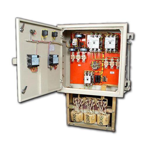 Compact Design Transformer Control Panel