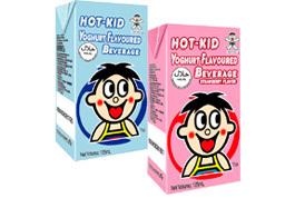 Hot-Kid Milk Yoghurt Flavoured Beverage