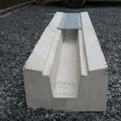 High Strength Concrete Water Channels