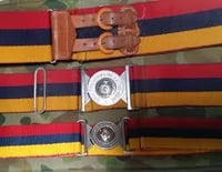High Strength Military Belts