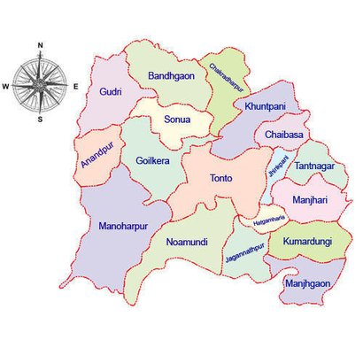 Quality Assured District Map
