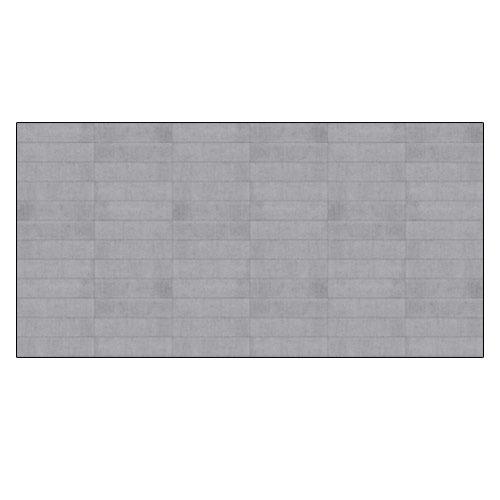 Water Resistance Rectangular Concrete Tiles