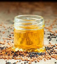 Highly Pure Mustard Oil
